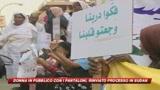 04/08/2009 - Sudan, giornalista rischia 40 frustate