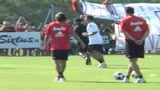 06/08/2009 - Milan, vertice di Milanello ha un vincitore: Leonardo