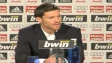 Xabi Alonso: Orgoglioso di indossare maglia Real