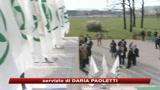 15/08/2009 - Gabbie salariali e dialetto, Bossi insiste. No dal Pdl