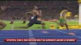 Bolt, più veloce della scienza
