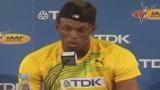 Bolt: un record fatto col cuore