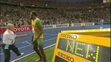 Nuova impresa di Bolt: 19'19 nei 200