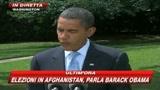 21/08/2009 - Afghanistan, Obama: Non sosteniamo alcun candidato