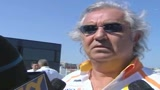 22/08/2009 - Briatore: Alonso in Ferrari? Non ne so nulla