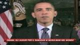 22/08/2009 - Obama: necessario un nuovo dialogo con i musulmani