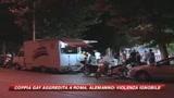 23/08/2009 - Roma, accoltella coppia gay al grido: non baciatevi