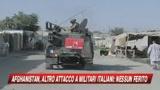 24/08/2009 - Afghanistan, due attacchi agli italiani in poche ore