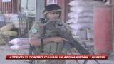 24/08/2009 - Afghanistan, soldati italiani nel mirino: ecco i numeri