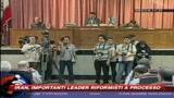 25/08/2009 - Iran, i principali leader dell'opposizione a processo
