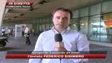 26/08/2009 - Roma Fiumicino, caos bagagli. Vertice in Campidoglio
