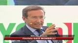 28/08/2009 - Immigrazione, Bossi replica a Fini: la Lega porta voti