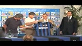 29/08/2009 - Mourinho: Ora con Sneijder siamo al completo