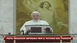 30/08/2009 - Benedetto XVI, all'Angelus ritorna su emergenza clima