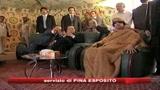 31/08/2009 - Berlusconi in Libia, tolleranza zero con i clandestini