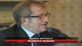 31/08/2009 - Regolarizzazione colf, Maroni firma intesa coi comuni