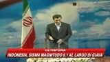 07/09/2009 - Ahmadinejad: Pronto a dibattito tv con Obama