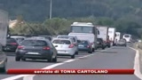 Traffico estate 2009, bilancio Anas: 55 morti in meno
