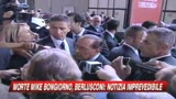 08/09/2009 - Bongiorno, Berlusconi:  morto un amico, sono incredulo