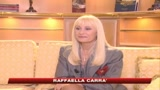 Bongiorno nel ricordo di Raffaella Carr