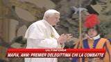 Papa: un'economia etica ispirata alla solidarietà