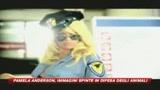 Pamela Anderson, immagini hot in difesa degli animali