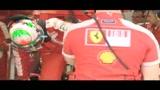 F1, Fisichella studia la F60: Primi passi positivi
