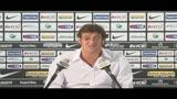 Lazio-Juventus, Ferrara: A Roma per vincere