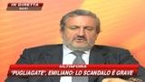 14/09/2009 - Puglia, mai visto un governatore reagire come Vendola