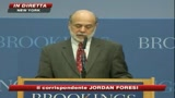 15/09/2009 - Crisi, Bernanke: negli Usa forse la recessione  finita