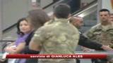 18/09/2009 - Afghanistan, in Italia i commilitoni della vittime