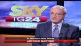 18/09/2009 - Afghanistan, Martino: rafforzare il nostro contingente