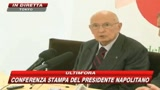 18/09/2009 - Afghanistan, Napolitano: determinati a mantere impegno