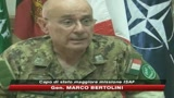 18/09/2009 - Isaf, gen. Bertolini: necessario continuare la missione