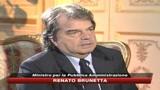 23/09/2009 - Brunetta:élite parassitarie a sinistra per disperazione