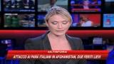 24/09/2009 - Afghanistan, nuovo attacco a italiani: 2 feriti lievi
