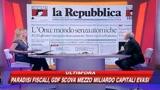 Giovanni Valentini:Scudo fiscale ? No, scudo tombale