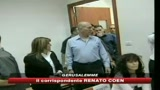 Gerusalemme, si apre il processo a Olmert