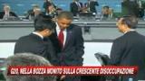 25/09/2009 - G20, nella bozza monito sulla crescente disoccupazione
