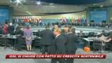 Il patto di Pittsburgh chiude G20, ora si guarda avanti