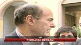 26/09/2009 - Annozero, Bersani: Scajola si occupi delle fabbriche