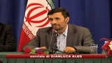 26/09/2009 - Nucleare, Ahmadinejad: Quom duro colpo per l'Occidente