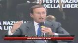 27/09/2009 - Immigrati, Fini divide il Pdl. Maroni attacca l'Ue