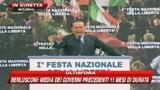 Berlusconi: Introdotta la moralità nella politica