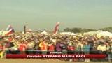 27/09/2009 - Folla oceanica per il Papa a Brno