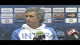 28/09/2009 - Mourinho risponde a Zeman: Non lo conosco 
