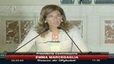 28/09/2009 - Marcegaglia: La mafia è un cancro per la società