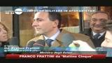 29/09/2009 - Afghanistan, Frattini: terroristi continueranno