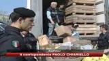 29/09/2009 - Napoli, maxisequestro di hashish: 4 arresti
