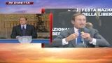Berlusconi: Dandini e Santoro portano voti alla destra